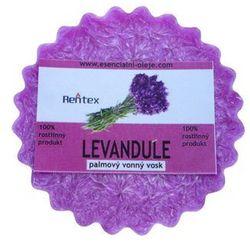 Wosk zapachowy lawendowy do kominków aromatycznych,