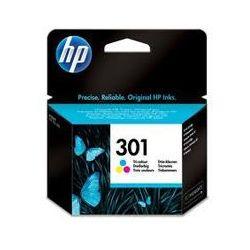 Orygina Tusz HP 301 do Deskjet 1000/1050/1510/2000/2050/3000/3050 | 165 str. | CMY