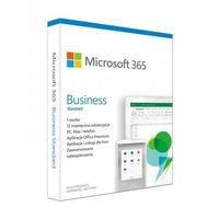Microsoft Office 365 Business Standard BOX [KLQ-00472]