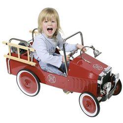 Jeździk dla dzieci - samochód na pedały, Wóz strażacki