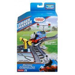 Fisher Price Tomek i Przyjaciele Track Master Zestaw Torów Raceway Expansion