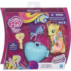 My Little Pony Tęczowe kucyki z akcesoriami Fluttershy