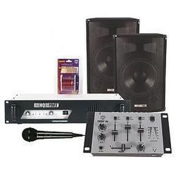 HQ Power VDSPROM2 zestaw karaoke