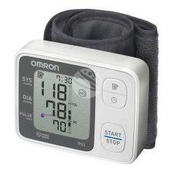 Omron RS3 HEM-6130-E ciśnieniomierz automatyczny nadgarstkowy