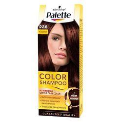 Palette Color Shampoo, koloryzujący szampon, 236 kasztan