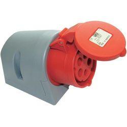 Gniazdo PCE 125-6tt, 400 V, 32 A, IP44