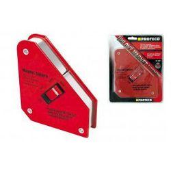 PROTECO Kątownik magnetyczny spawalniczy 95 x 110 x 25 mm z wyłącznikiem 42.04-442 (ZNALAZŁEŚ TANIEJ - NEGOCJUJ CENĘ !!!)