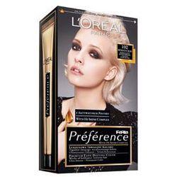 Feria Preference farba do włosów 102 Iridescent Bliss bardzo jasny blond perłowy