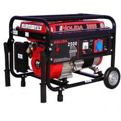 Generator prądu HOLIDA 3000 jedna faza 3 kW