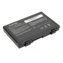 Nowa Bateria do laptopa Asus 4400mah K70IO X70IC K50Ij