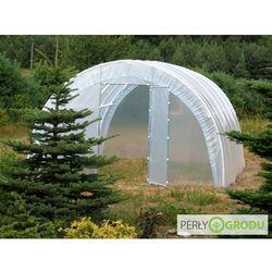 Tunel foliowy (ogrodniczy) PCV 10m x 3m x 1,9m UV-4 - WYSYŁKA GRATIS