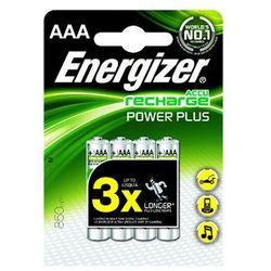 ENERGIZER Akumulatorek 3/4 AAA 700 mAh Power Plus, opakowanie 4 sztuki