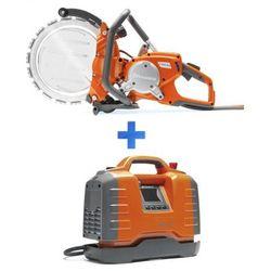 Przecinarka ręczna elektryczna Husqvarna K 6500 Ring + agregat PP 65