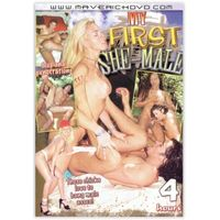 DVD-MY FIRST SHE-MALE