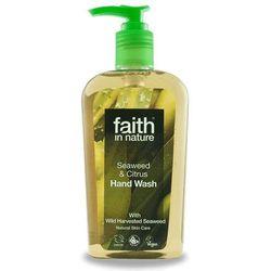 Płyn do mycia rąk z alg morskich 300ml - Faith In Nature