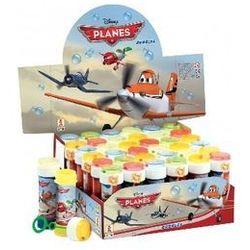 Bańki mydlane Disney Samoloty