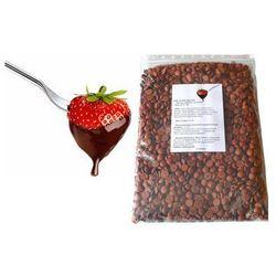 Czekolada miodowa belgijska do fondue oraz fontann | 1 kg