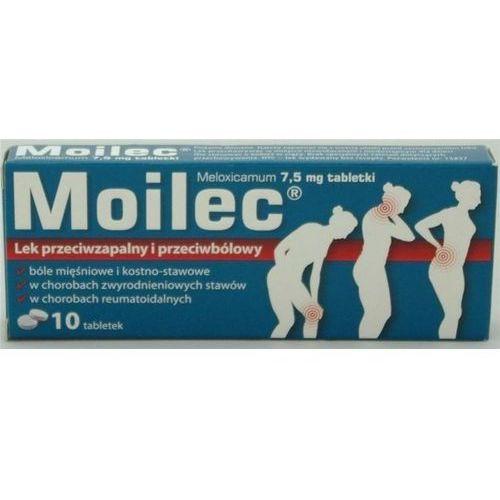 Moilec tabl. 7,5 mg 10 tabl.