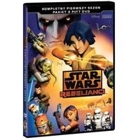 Star Wars: Rebelianci. Sezon 1 (3DVD)