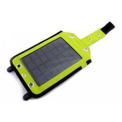 SUNEN PowerNeed - Ładowarka solarna 2.5W z akumulatorem 3000mAh, Li-Poly, zielona DARMOWA DOSTAWA DO 400 SALONÓW !!