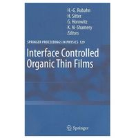 Interface Controlled Organic Thin Films (opr. twarda)