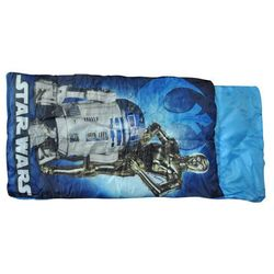 Śpiwór dla dzieci Star Wars - Granatowy