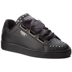 Sneakersy PUMA Suede Hrt Trailblazer Sqn Jr 368953 01 Pale PinkHibiscus