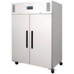 Szafa chłodnicza dwudrzwiowa | biała | 1200L | -2°C do +8°C