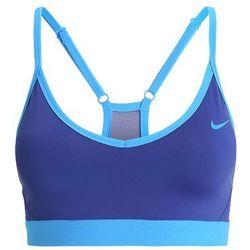Nike Performance PRO INDY Biustonosz sportowy deep royal blue/light photo blue