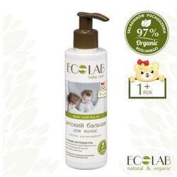 Balsam do włosów dla dzieci od 1+ 200ml EC LAB