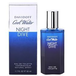 Davidoff Cool Water Night Dive + do każdego zamówienia upominek.