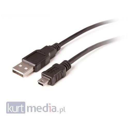 Kabel USB DigitalBOX USB 2.0 AM-Mini (B) 0.75m DBBL-USB20AMMiniB075
