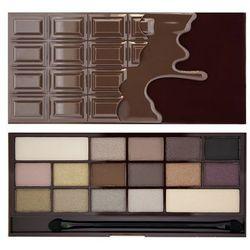 Makeup Revolution Paletka Cieni Death by Chocolate 22g Przepiękna paletka cieni idealna na prezent
