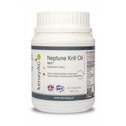 Olej z kryla NKO (300 kapsułek) -opakowanie rodzinne!