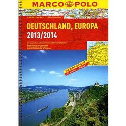 Niemcy. Atlas drogowy 1:300 000 (opr. miękka)