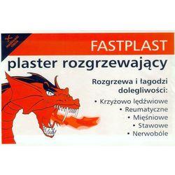 Fastplast plaster rozgrzewający x 50 szt