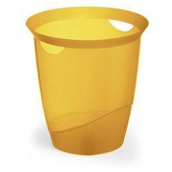 Kosz na śmieci Durable Trend 16l 1701710 pomarańczowy