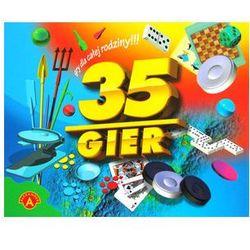 Gra ALEXANDER Zestaw 35 Gier 005325