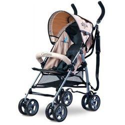 Caretero Alfa wózek dziecięcy spacerówka beige