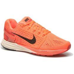 Buty sportowe Nike Wmns Nike Lunarglide 7 Damskie Pomarańczowe 100 dni na zwrot lub wymianę