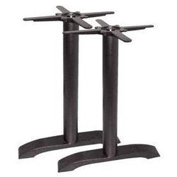 Podstawa do stołu podwójna żeliwna | 595x740mm