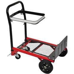 vidaXL Wózek platformowy składany Darmowa wysyłka i zwroty
