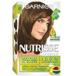 Nutrisse Creme farba do włosów 43 Złoty szatyn