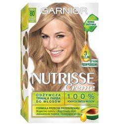 Nutrisse Creme farba do włosów 80 Jasny naturalny blond