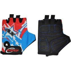 Rękawice rowerowe dziecięce AXER SPORT A0790 (rozmiar XXS)