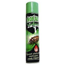 Nokaut Zielony spray na karaluchy, prusaki 300ml LAB