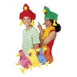 Czapka kurczak - 6 kolorów