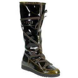 buty Tecnica Moon Boot 7TH Avenue - Bronze/Black