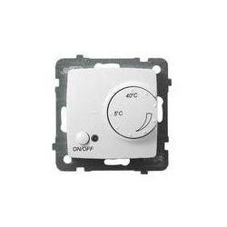 Ospel Karo Regulator temperatury z czujnikiem napowietrznym - Biały - RTP-1SN/m/00