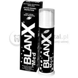 BLANX Med Aktywna Ochrona Szkliwa 100ml - pasta wybielająca wspomagająca remineralizację zębów